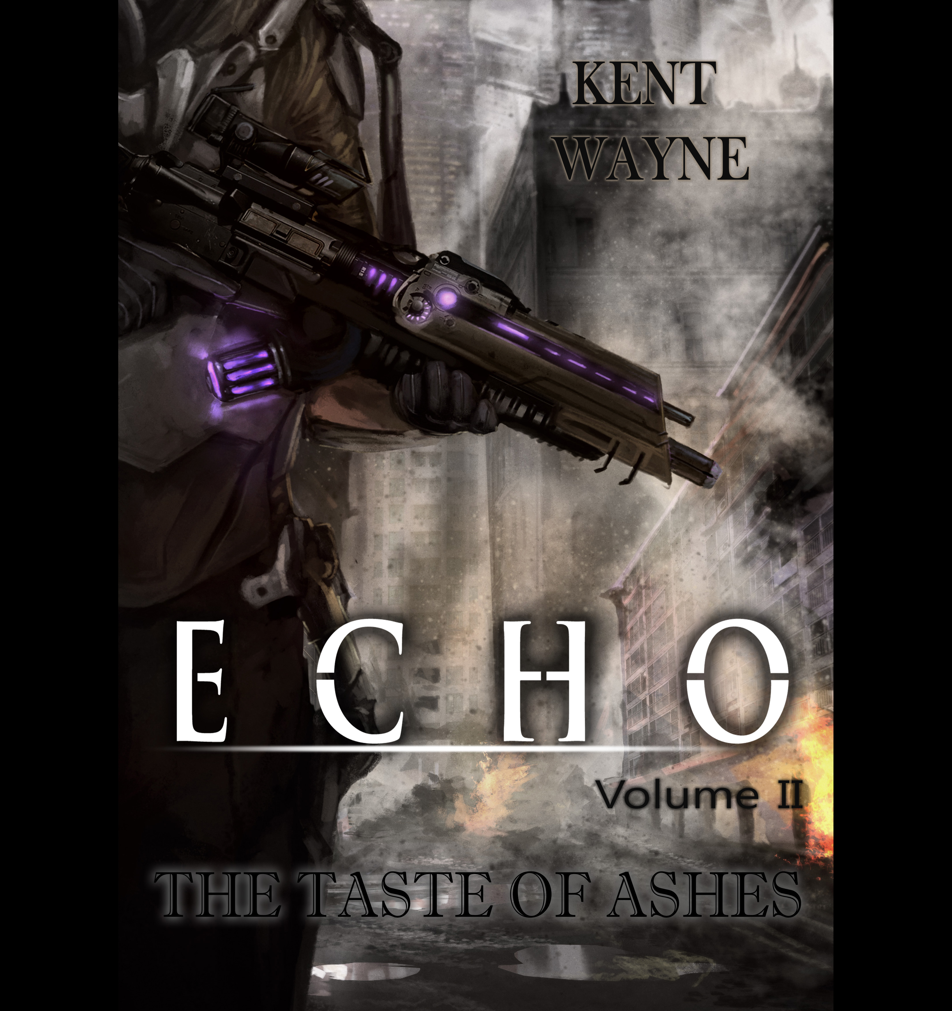 Echo 1 is FREE for five days! Echo 2, 3, and 4 are $0.99 for a week!