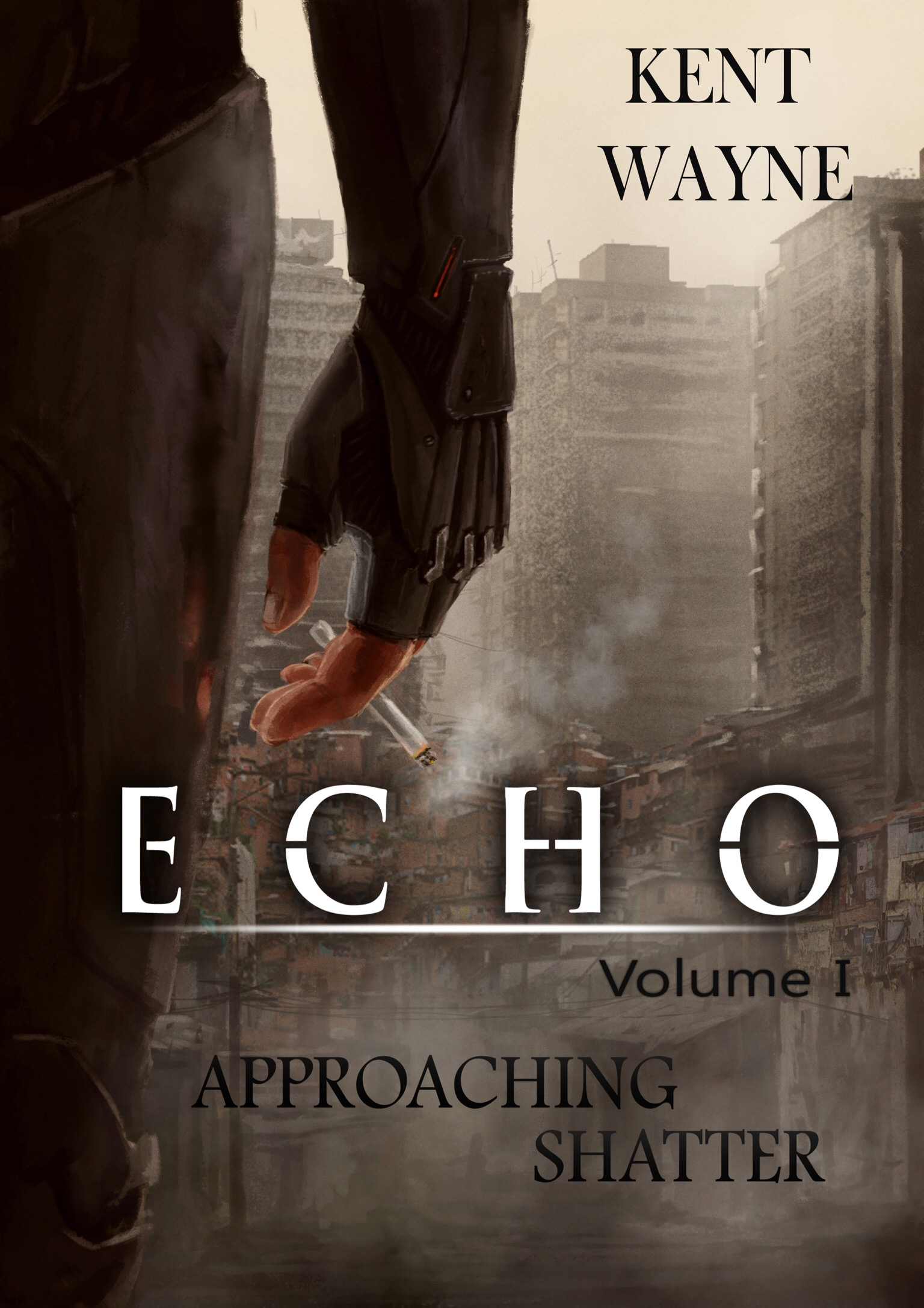 Echo:  A Dystopian Science Fiction Novel